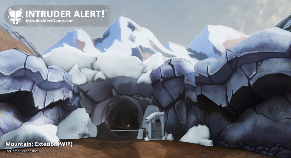 Mountain: Exterior (WIP, 03/02/2012)