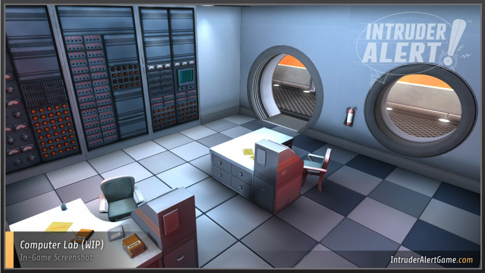 Computer Lab (WIP, 30/03/2012)