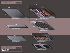 Ceiling_Corridor 1/2