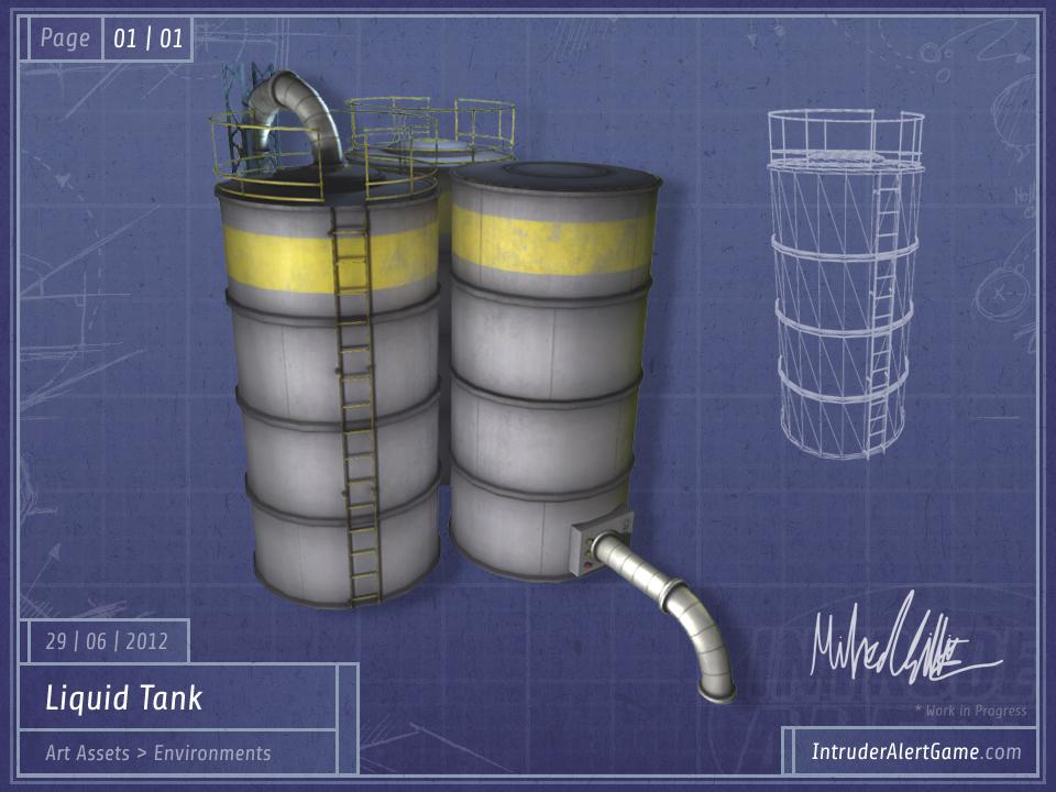 Liquid Tank (WIP, 07/07/2012)