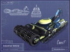Industrial Vehicle (WIP, 07/07/2012)